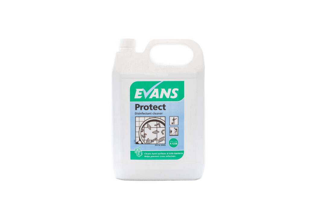 Evans Protect Image