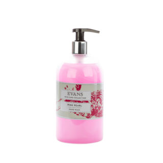 Evans Pink Pearl Hand Soap