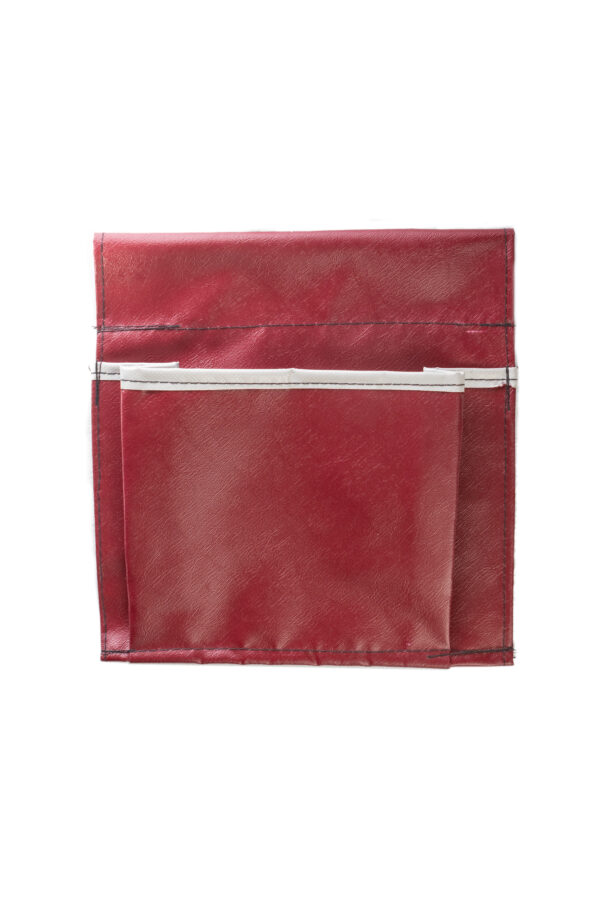 Vinyl pouch W/C Single